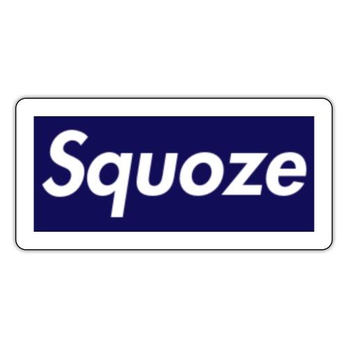 Squoze - Sticker