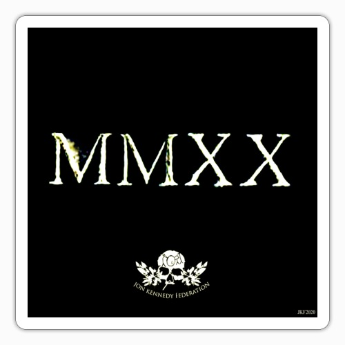 MMXX JKF2020 - Sticker