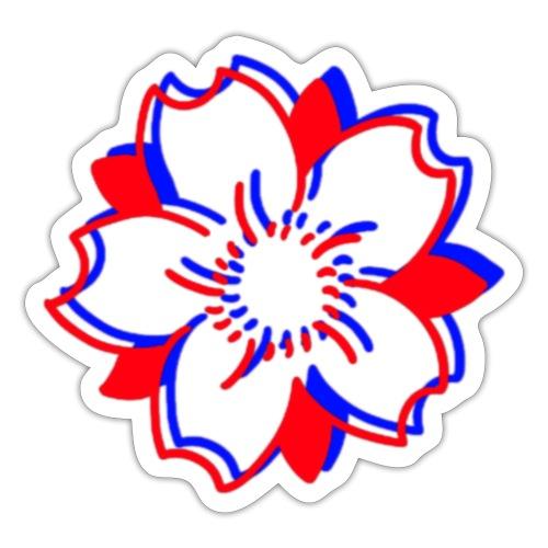 Sakura Logo - Autocollant