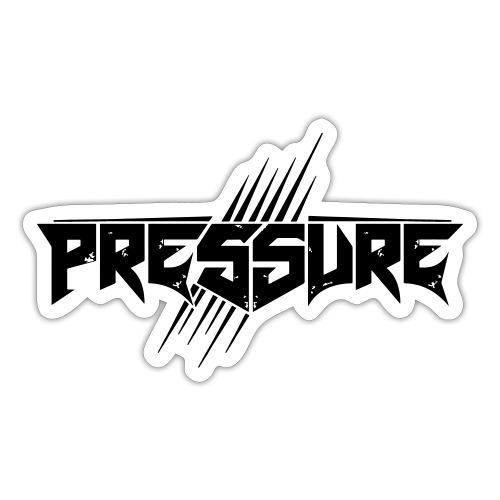 Pressure - Klistermärke