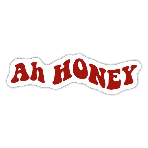 ah honey - Pegatina