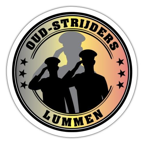 Oud-Strijders Lummen - Sticker