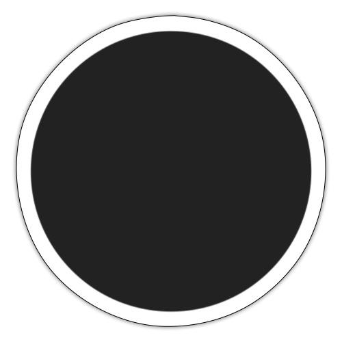 Trou Noir - Autocollant