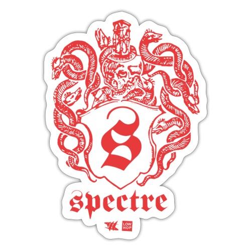 Spectre - Sticker