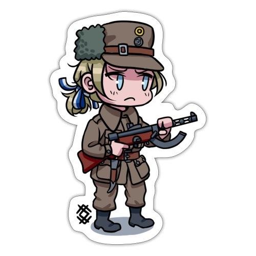 Chibi Finnish civil guard - Tarra