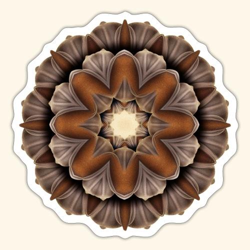 Morbid pattern tröjtryck 13 - Klistermärke