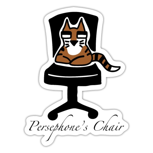 Persephone's Chair - Sticker