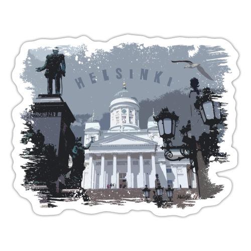 Helsinki tuomiokirkko T-paidat, hupparit, tuotteet - Tarra