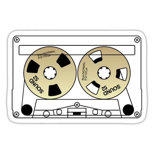 TEAC SOUND 52 - Sticker