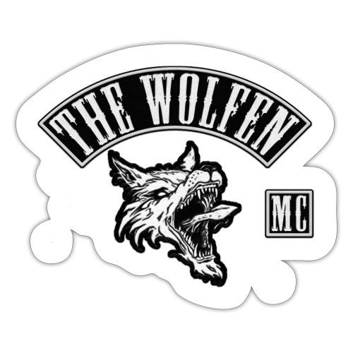 TWMC No Bottom Rocker - Sticker