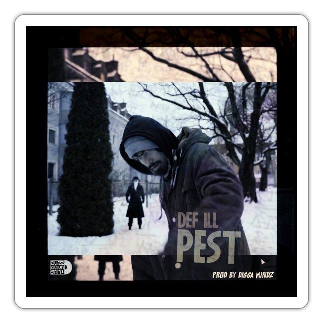Def Ill / Digga Mindz - Pest Merch (feat. Phea)
