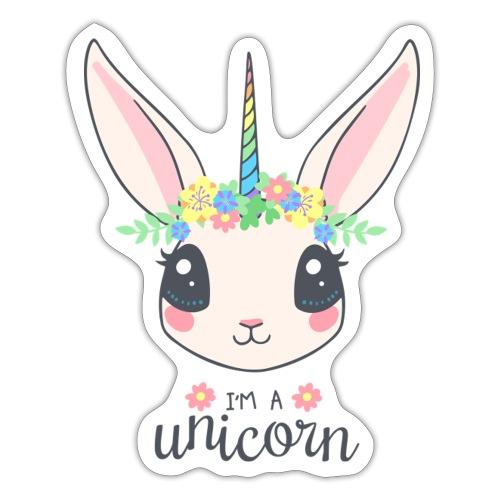 I am Unicorn - Sticker