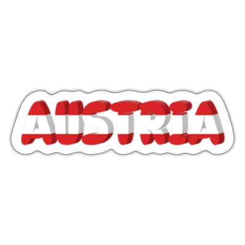 Austria Textilien und Accessoires - Sticker