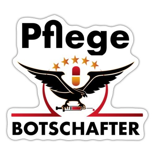 Pflegebotschafter.com - Sticker