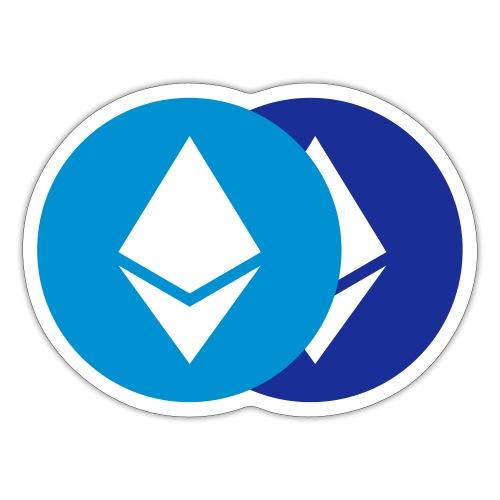 etherum - Klistermärke