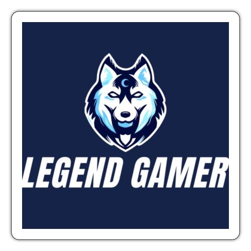 122468660 187966263 legend gamer - Sticker