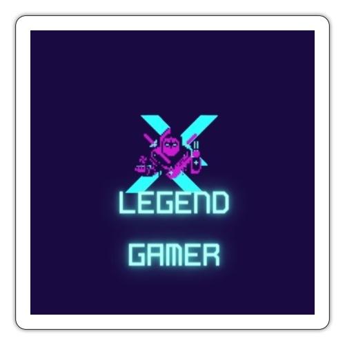 legend gamer - Sticker
