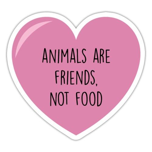 ANIMALS ARE FRIENDS - Sticker