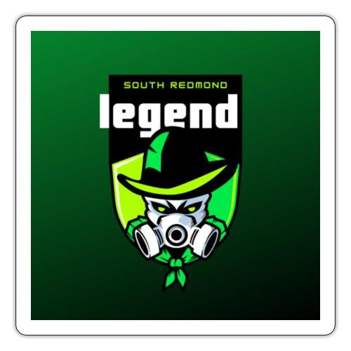 legend - Sticker