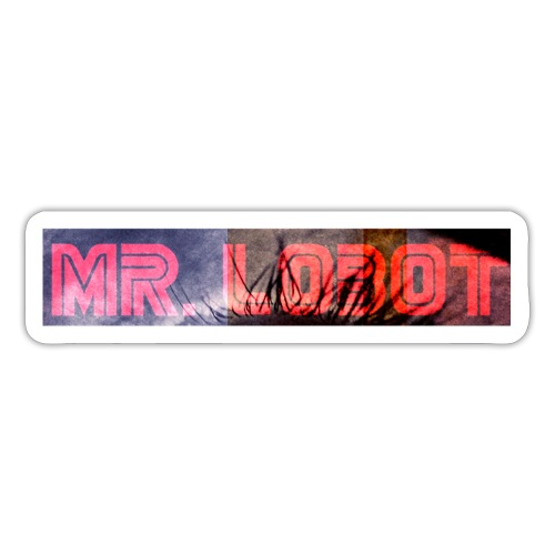 Mr Lobot - Def Ill Merch - Sticker