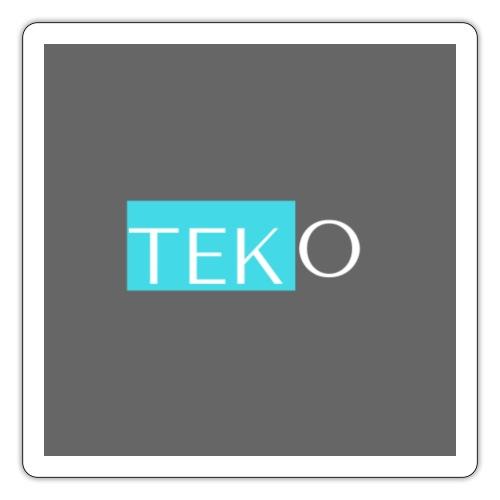 TEKO - Sticker