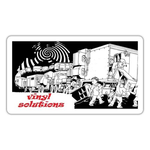 vinyl solutionz - Sticker