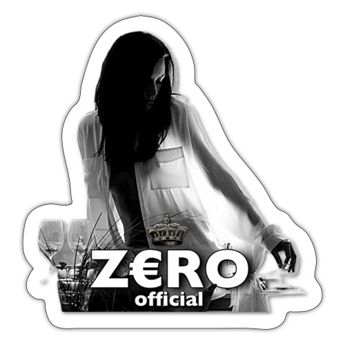 Z€RO official /Andy - Sticker