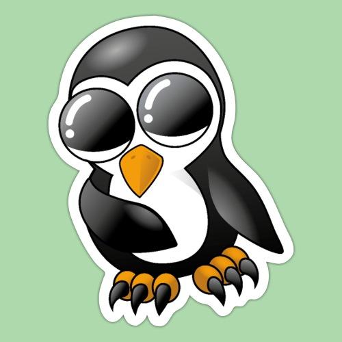 Pengu der keine Pinguin - Sticker