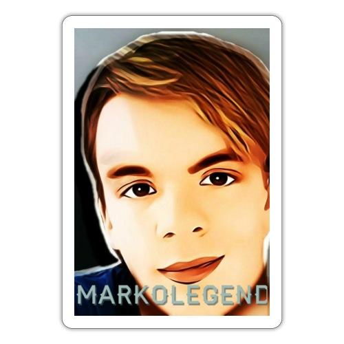 Markolegenden TikTok - Sticker