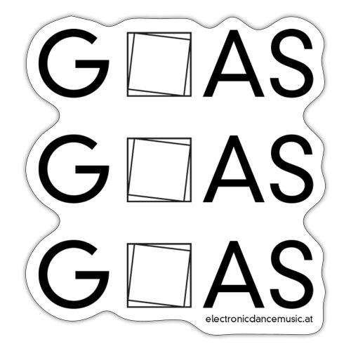 Goas EDM - Sticker