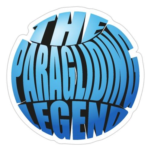 The Paragliding Legend - Sticker