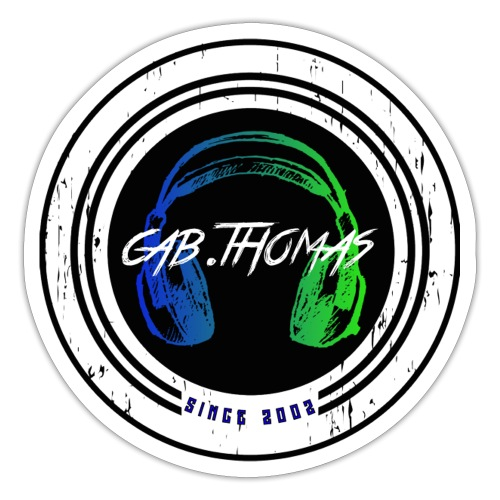 cab.thomas Kollektion Headphone - Sticker