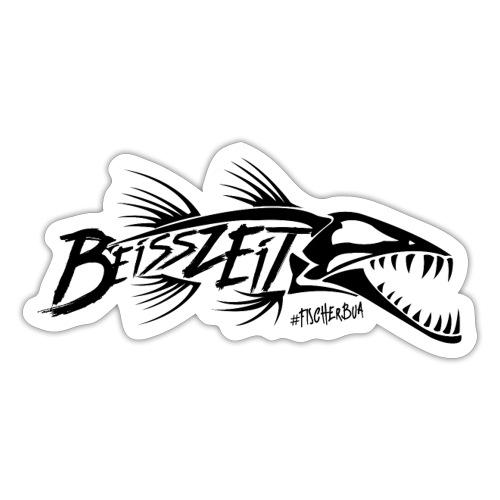 Beisszeit Fischerbua - Sticker