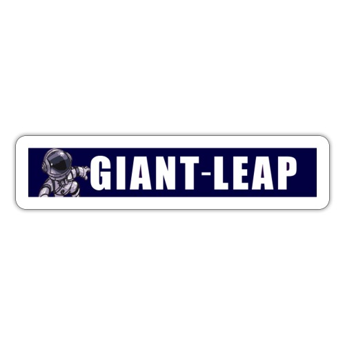 GiantLeap banner - Sticker