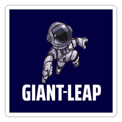 GiantLeap Astronaut - Sticker