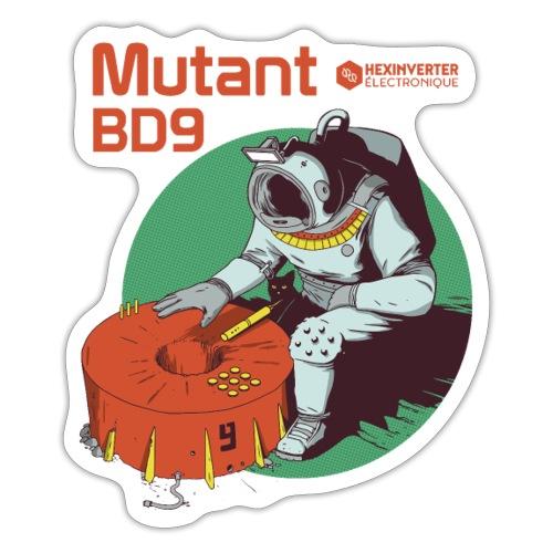 Mutant BD9 - Sticker