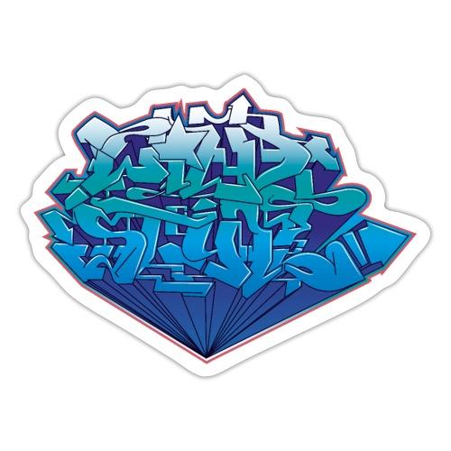 Wild Style - Sticker
