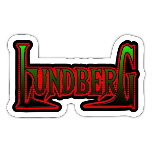 TheLundberg - Klistermärke