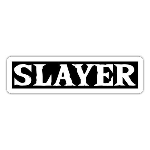 Slayer - Klistermärke