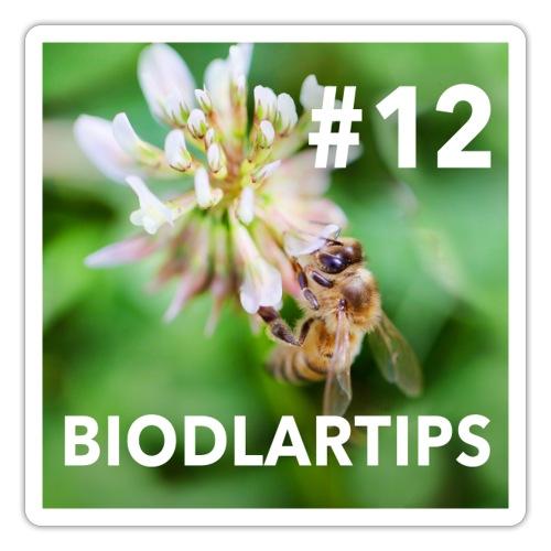 Biodlartips #12 - Klistermärke