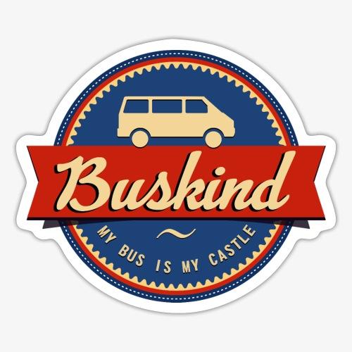 Buskind - Sticker