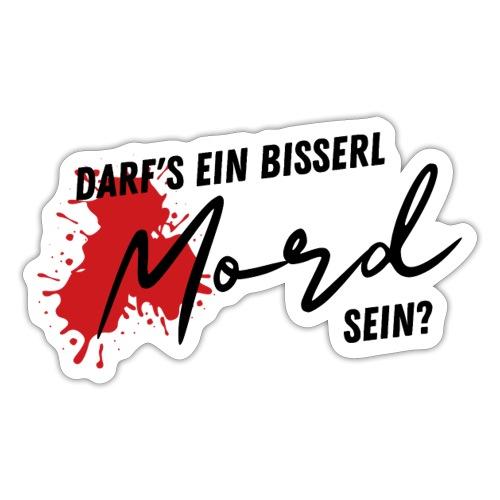 DEBMS Logo schwarz - Sticker