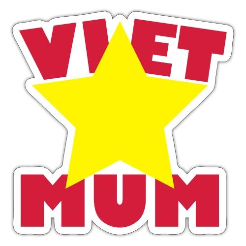 Viet Mum - Vietnam - Mutter - Sticker