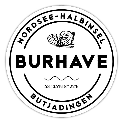 Burhave - Sticker