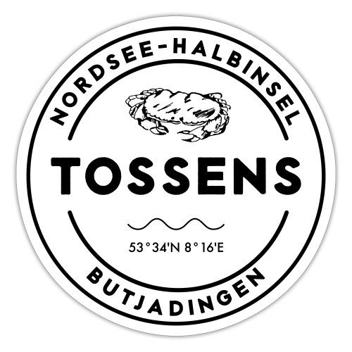 Tossens - Sticker