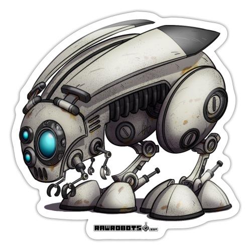 BeeBunnyBot - Sticker