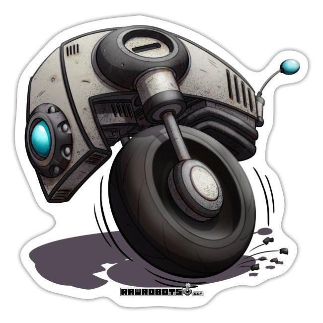 The W.H.E.E.L. Robot!