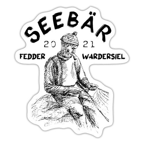 Seebär Fedderwardersiel - Sticker