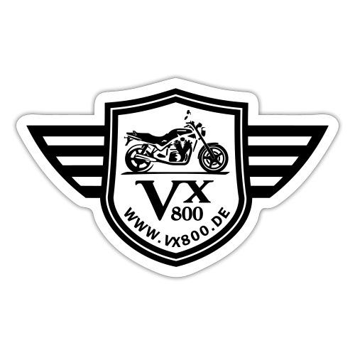 vx800.de Clubmotiv - Sticker