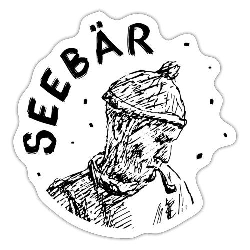 Seebär - Sticker